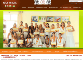 yoga-school-india.org