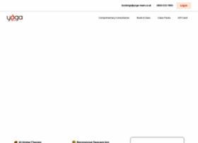 yoga-team.co.uk