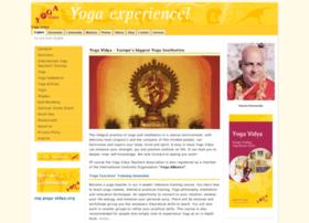 yoga-vidya.org