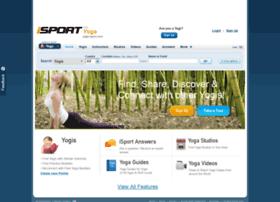yoga.isport.com