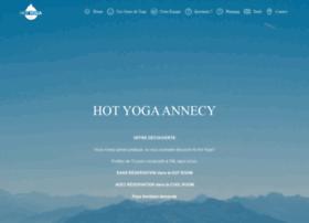 yogabikramannecy.fr