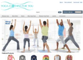 yogaclothingforyou.hostedbywebstore.com
