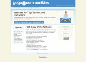 yogacommunities.com
