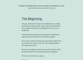 yogaforeternalbliss.com