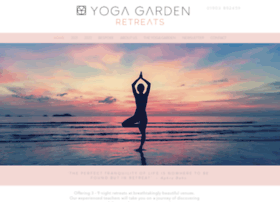 yogagardenretreats.co.uk