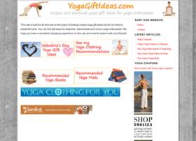 yogagiftideas.com