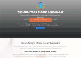 yogahealthfoundation.org