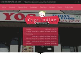 yogaindianrestaurant.com