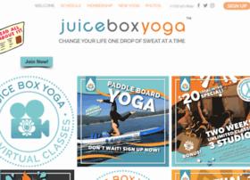 yogajuicebox.com