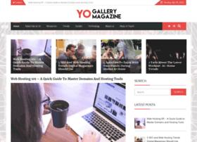 yogallerymagazine.com