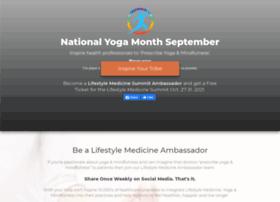 yogamonth.org
