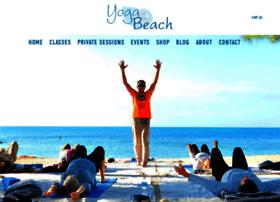 yogaonbeach.com