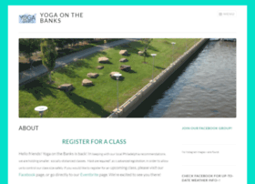 yogaonthebanks.com