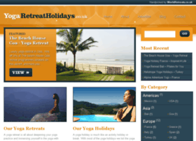 yogaretreatholidays.co.uk