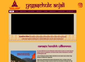 yogaschule-anjali.de