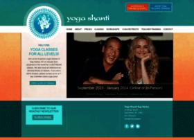yogashanti.com