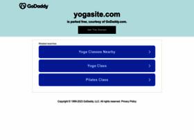 yogasite.com