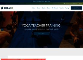 yogasix.com