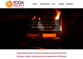 yogasocietysanfrancisco.com