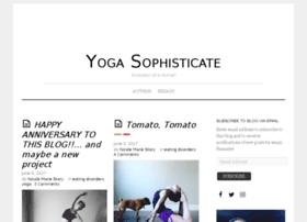 yogasophisticate.com