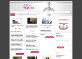yogatimejournal.ru