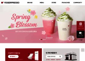 yogerpresso.co.kr