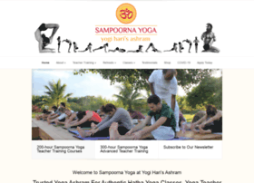 yogihari.com