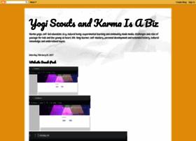 yogiscouts.blogspot.com