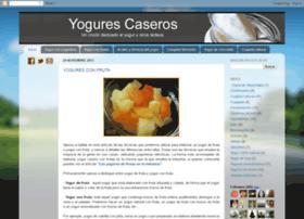 yogurescaseros.blogspot.com