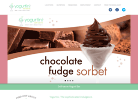 yogurtini.com