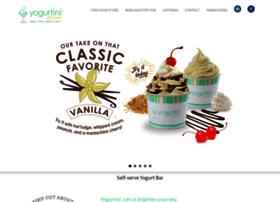 yogurtini.com