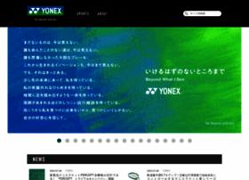 yonex.co.jp