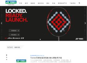 yonex.com.tw