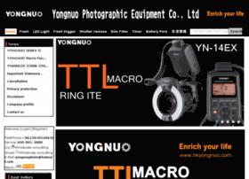 yongnuostore.com