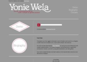 yoniewela.com