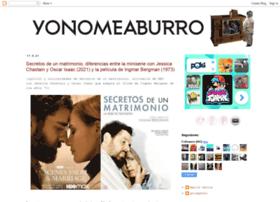 yonomeaburro.blogspot.com