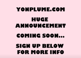 yonplume.com