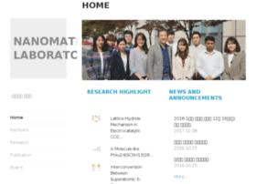 yonsei-chem-nanomat.com