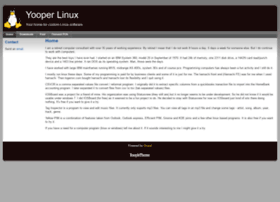 yooperlinux.com