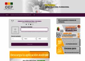 yoparticipo.oep.org.bo