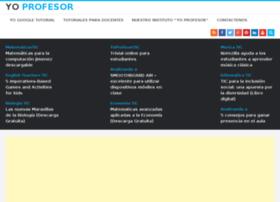 yoprofesor.ecuadorsap.org