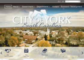 yorkcitysc.com