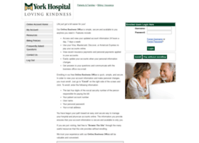 yorkhospital.patientcompass.com