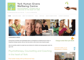 yorkhumangivens.co.uk