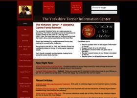yorkieinfocenter.com