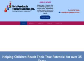 yorkpaediatrics.com