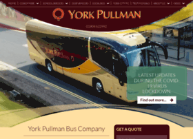 yorkpullmanbus.co.uk