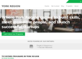 yorkregion.startupweekend.org