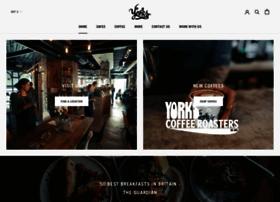 yorksbakerycafe.co.uk