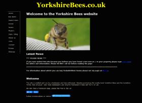 yorkshirebees.co.uk